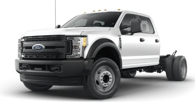 2019 Ford F-450 Chassis XL Truck Crew Cab